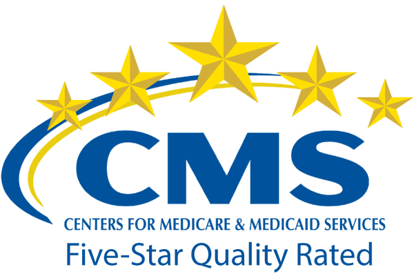 CMS 5 star rated